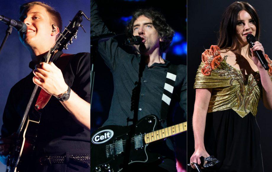 George Ezra Snow Patrol And Lana Del Rey Lead Latitude