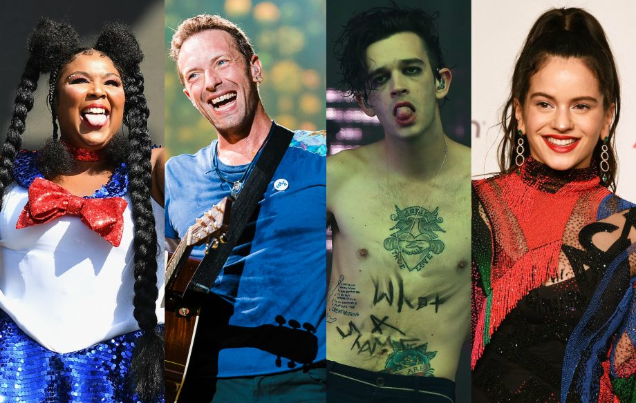 Coldplay's Chris Martin calls The 1975, Lizzo, and Rosalía are 'wonderful'