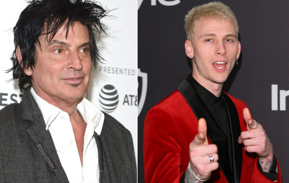 Machine Gun Kelly Discusses Playing Tommy Lee In New Motley Crue Biopic