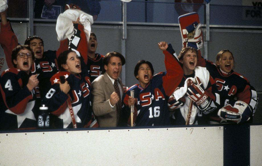 Original  Mighty Ducks  cast reunite at NHL game e78dc318d1cb