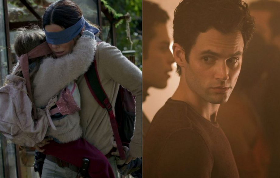 Netflix releases huge streaming figures for 'Bird Box' and 'You'