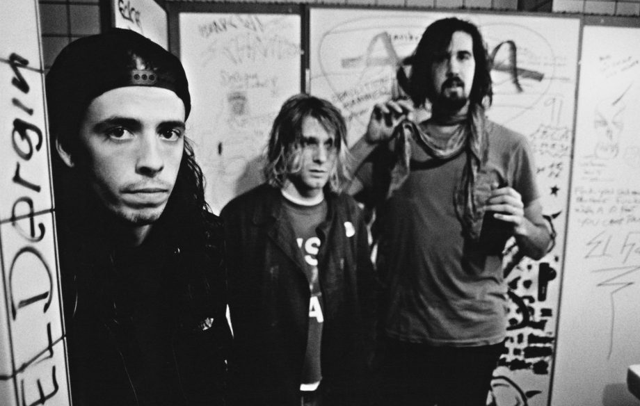 Unearthed Dave Grohl and Krist Novoselic demo features early version of Nirvana's 'Scentless Apprentice'