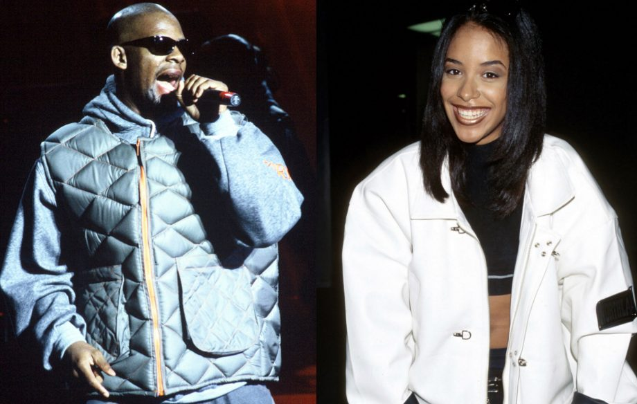 Resurfaced R Kelly Video Proves Singer Knew Aaliyah S Age