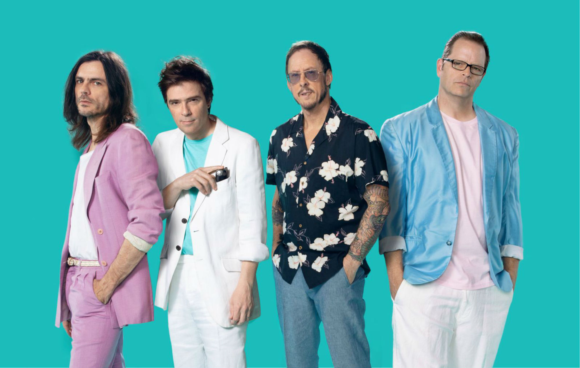 The Teal Album Weezer Tackle Michael Jackson And Tlc