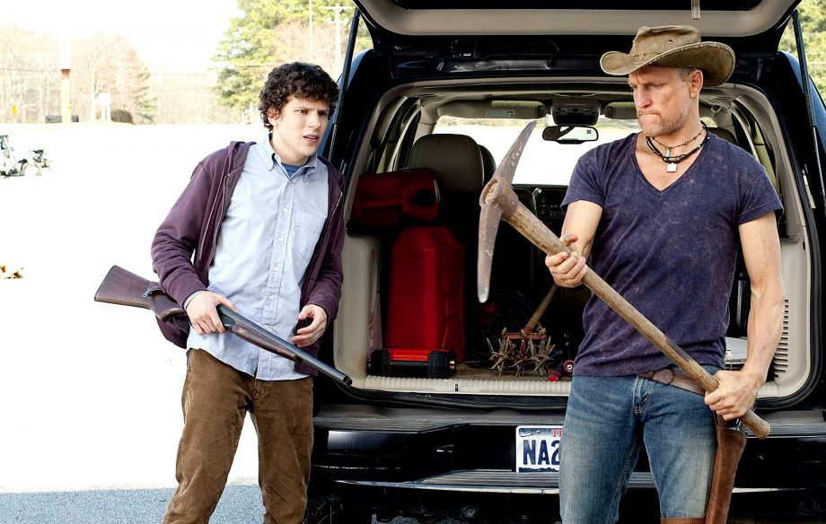 New 'Zombieland 2′ poster does '10 year challenge' on original