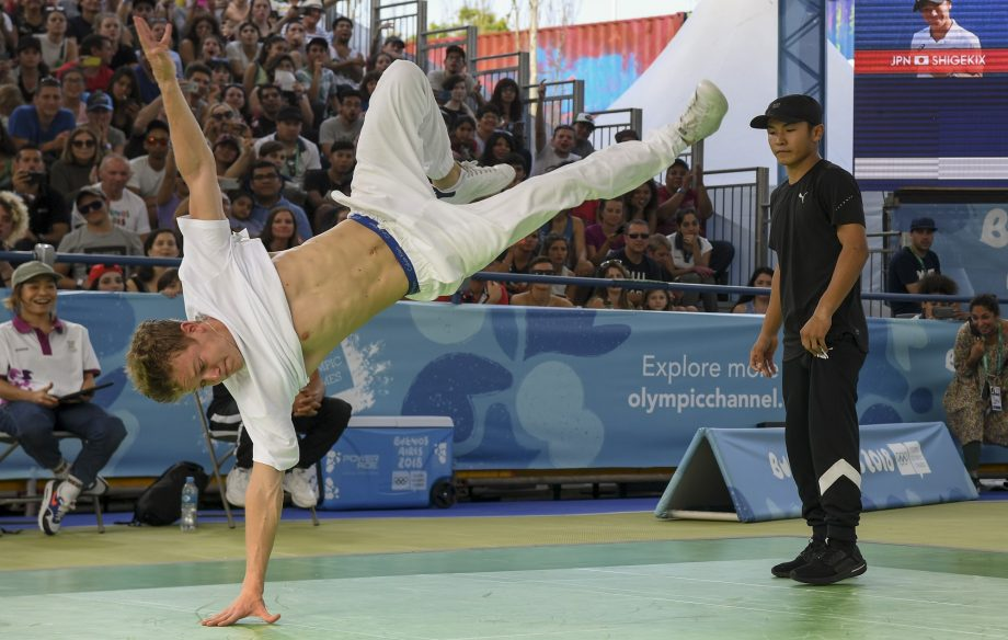 Breakdancing could become an official Olympic sport