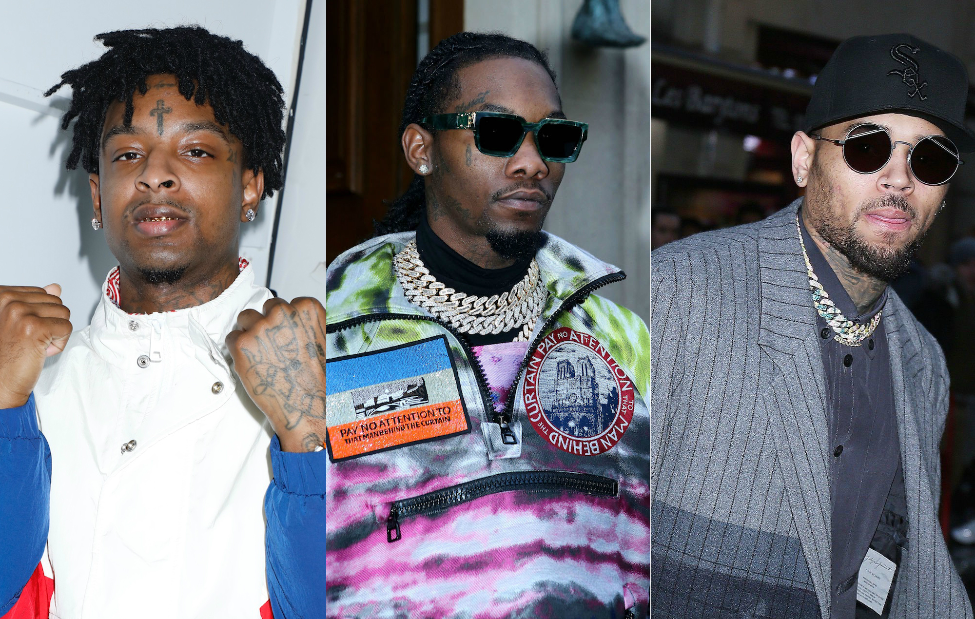 This Is Why Offset Got Cardi B Tattooed On His Neck: Offset Says He Shouldn't Have Got Into A Beef With Chris