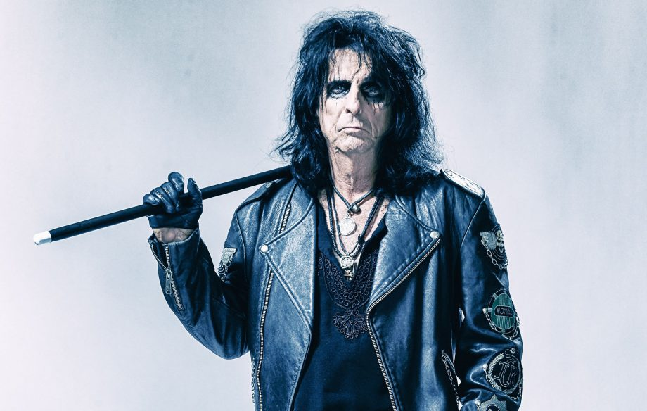 Alice Cooper on his UK tour, and how bandmate Johnny Depp put 'venom in his lyrics because of all the crap that went on'