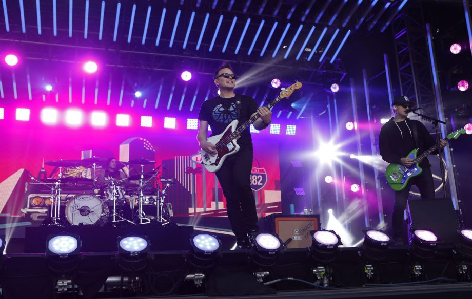 Blink-182 hint at plans for 20th anniversary celebration of 'Enema Of The State'