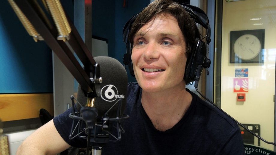 Cillian Murphy to take over from Guy Garvey on BBC Radio 6 Music
