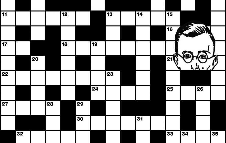 Pens at the ready: it's week four of the NME crossword
