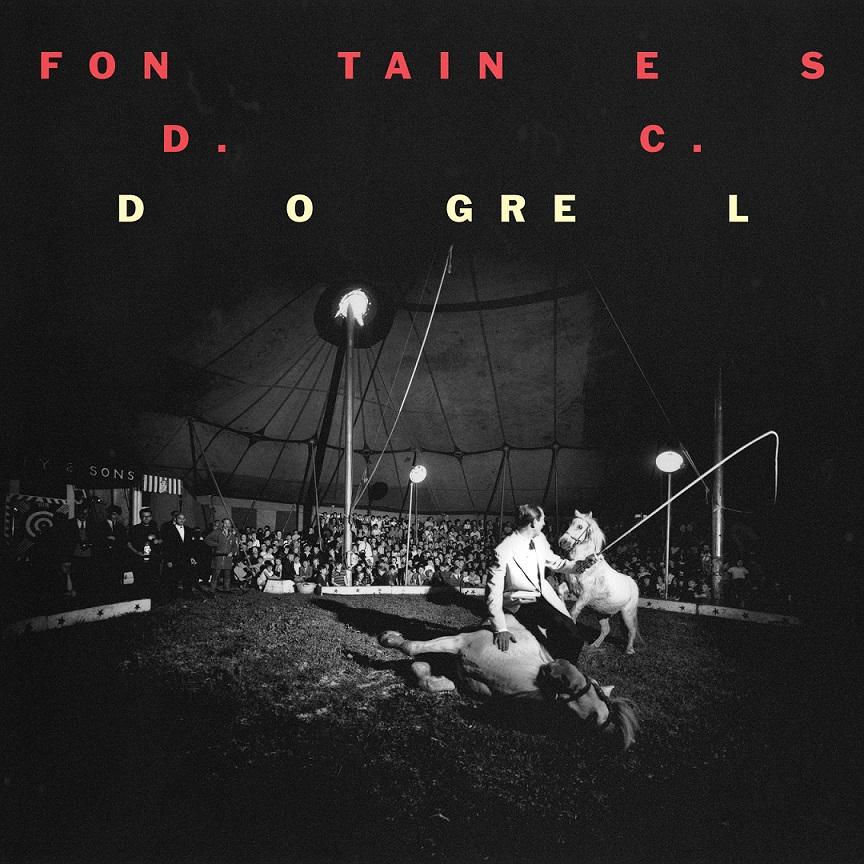 "FONTAINES D.C. ANUNCIAN SU DEBUT ""DOGREL"""