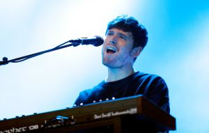 James Blake teases new song 'You're Too Precious'