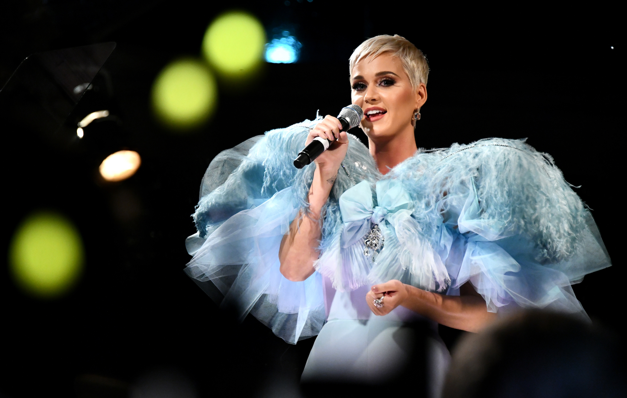 Jury rules Katy Perry's 'Dark Horse' copied a 2009 Christian rap song