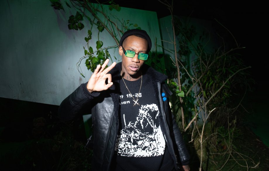 Octavian collaborates with Skepta and Michael Phantom in new