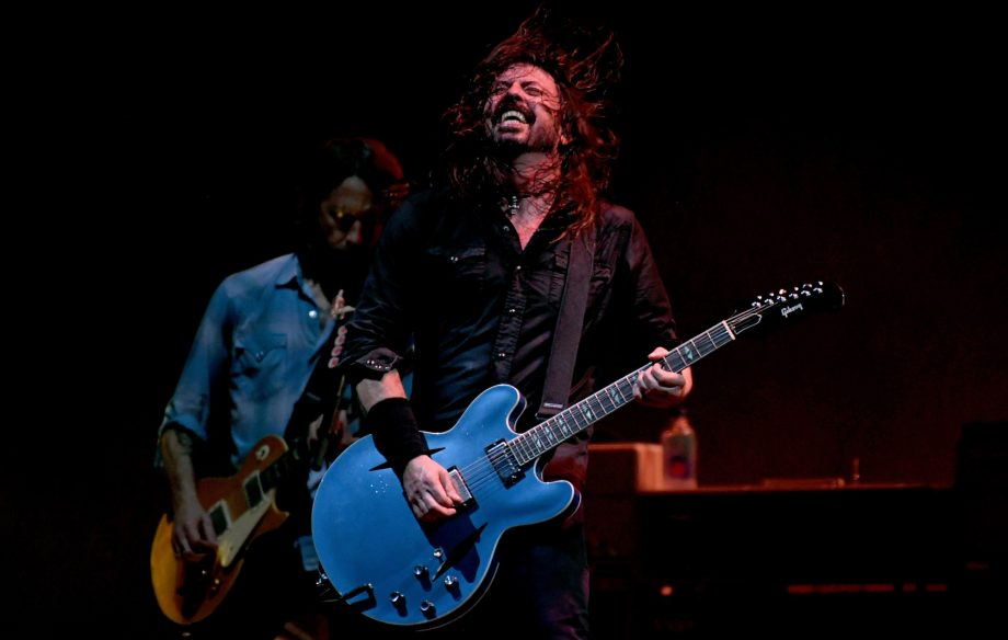 """""""It's my favourite drink!"""": Dave Grohl necks Buckfast after Foo Fighters' huge Glasgow show"""