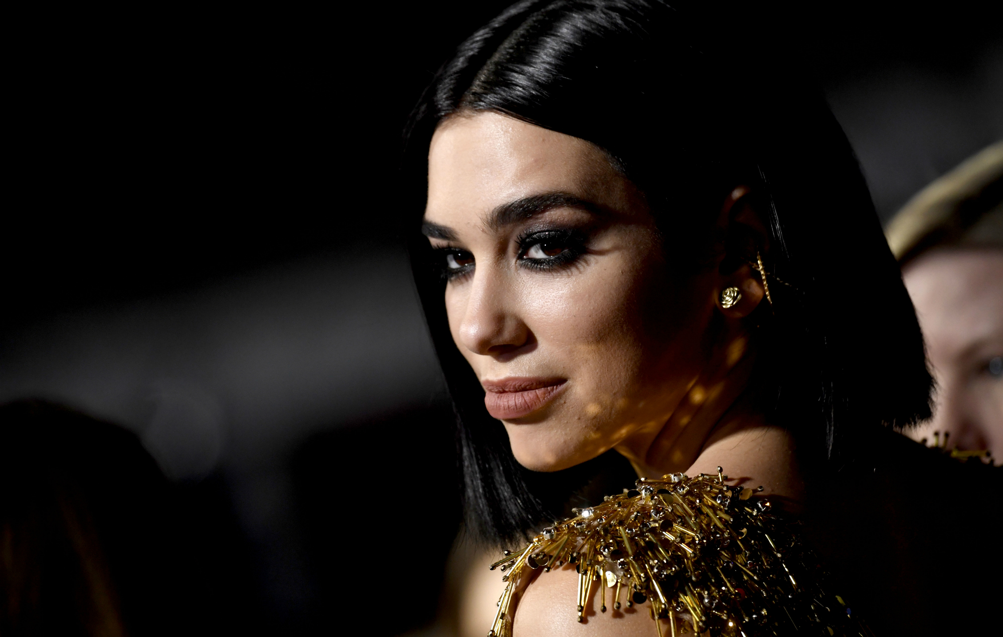 """Dua Lipa on why social media is a """"breeding ground for hate"""""""