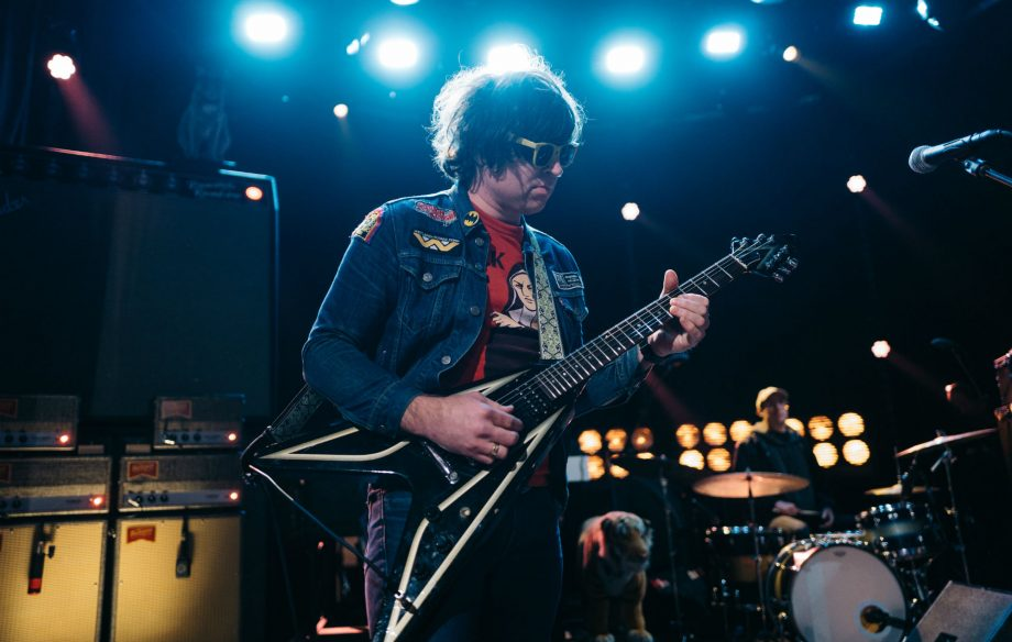 """Ryan Adams' guitarist Todd Wisenbacker: """"Pretty much everything he's ever told me is a lie upon a lie"""""""