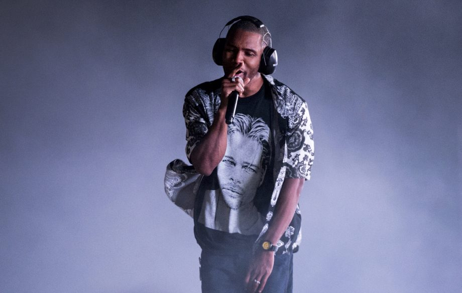 Frank Ocean's new music teasers could be the work of a hacker
