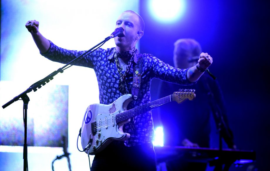 Two Door Cinema Club tease new music with bright video