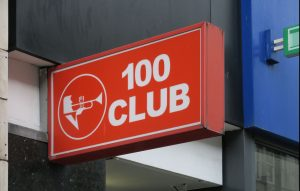 London's 100 Club will no