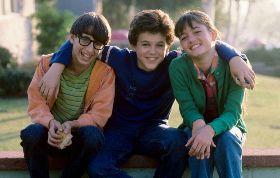 The kids from 'The Wonder Years' reunite