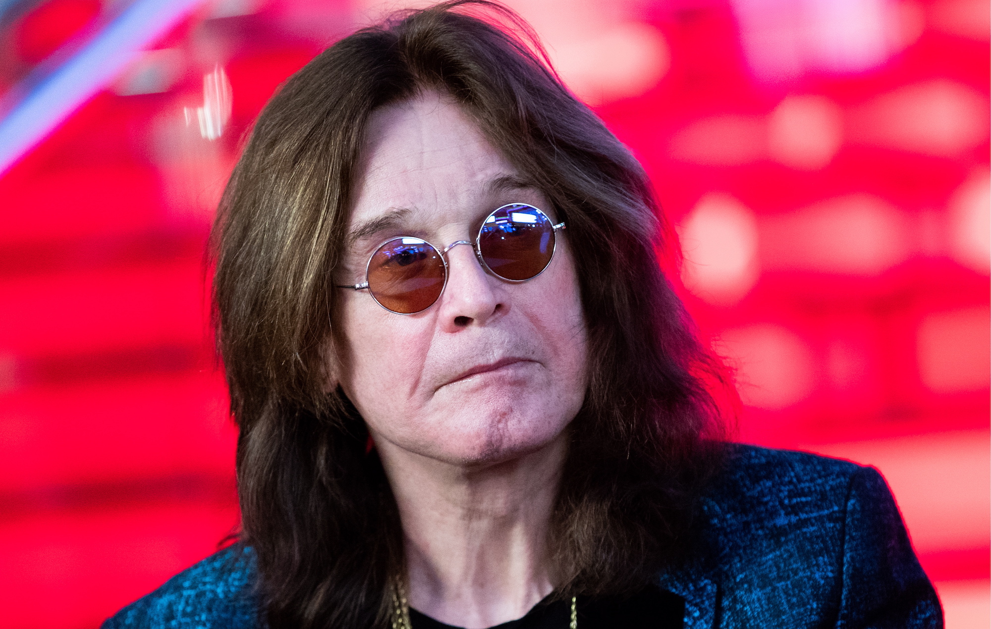 "Ozzy Osbourne is now ""breathing on his own"" after ..."