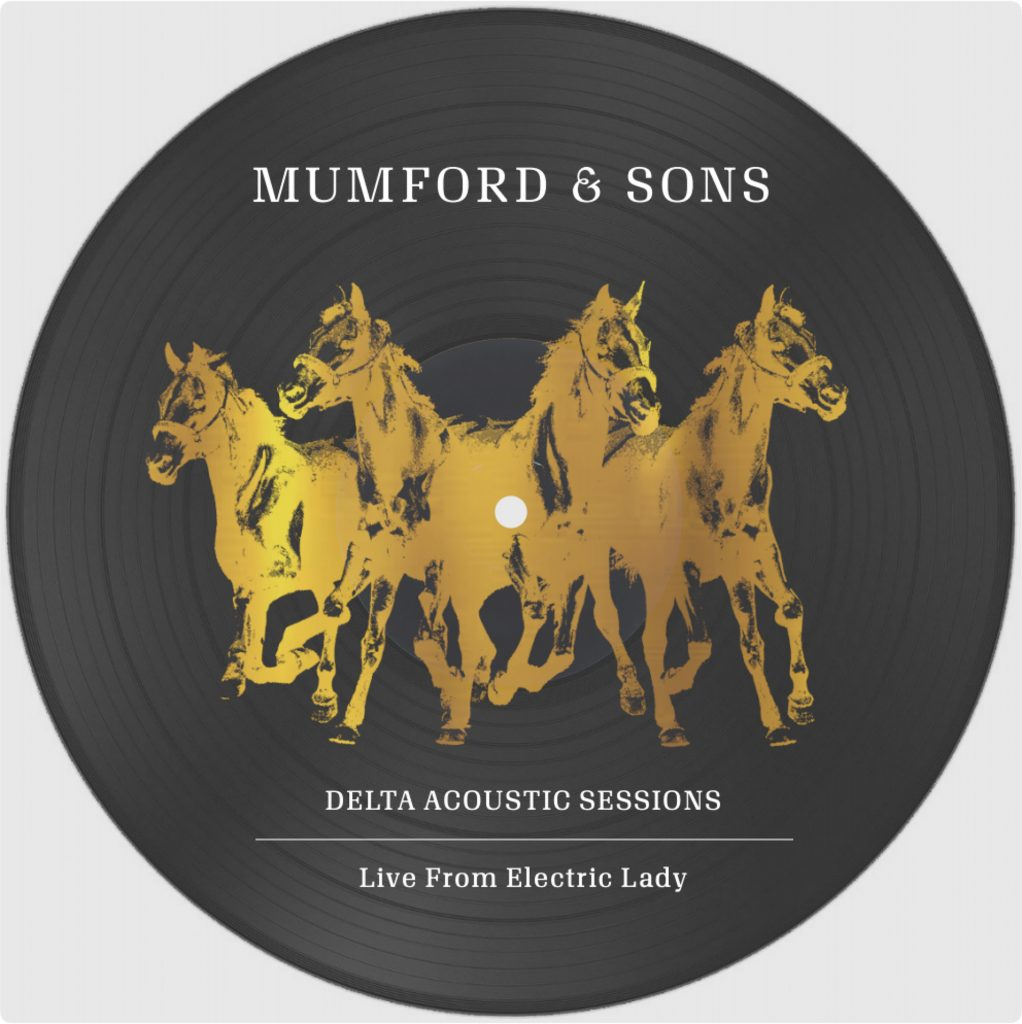 newest e8ca9 05c80 Mumford   Sons – Delta Acoustic Sessions – Record Store Day 2019