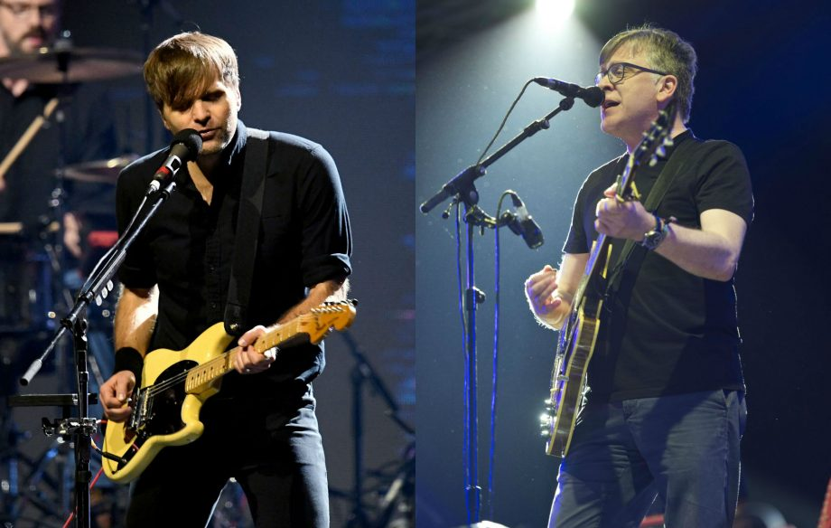 Watch Death Cab For Cutie's Ben Gibbard perform 'The Concept' with Teenage Fanclub