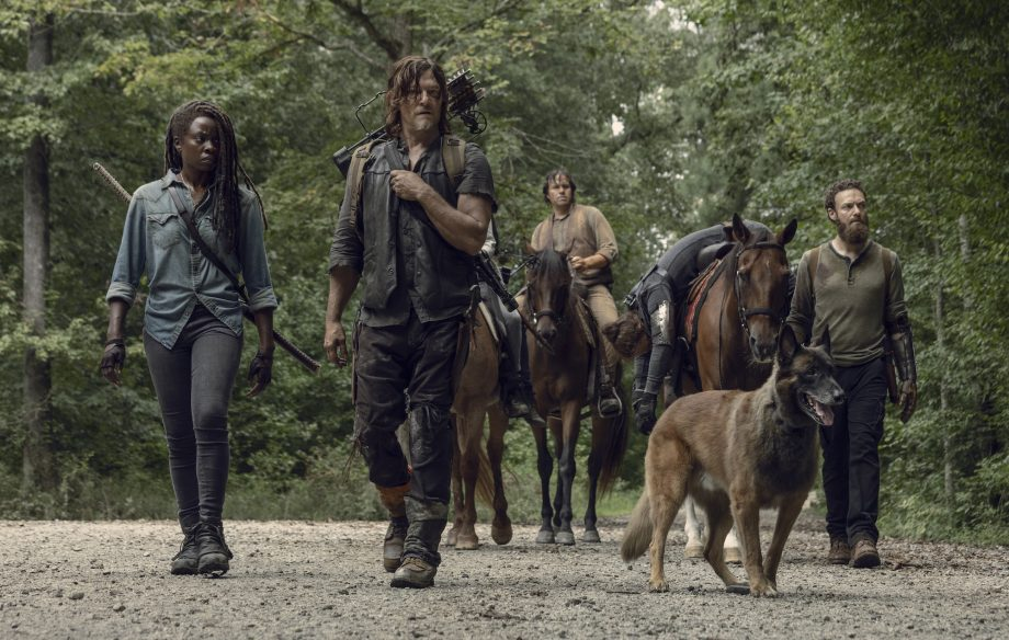 Another 'The Walking Dead' star is set to leave the show