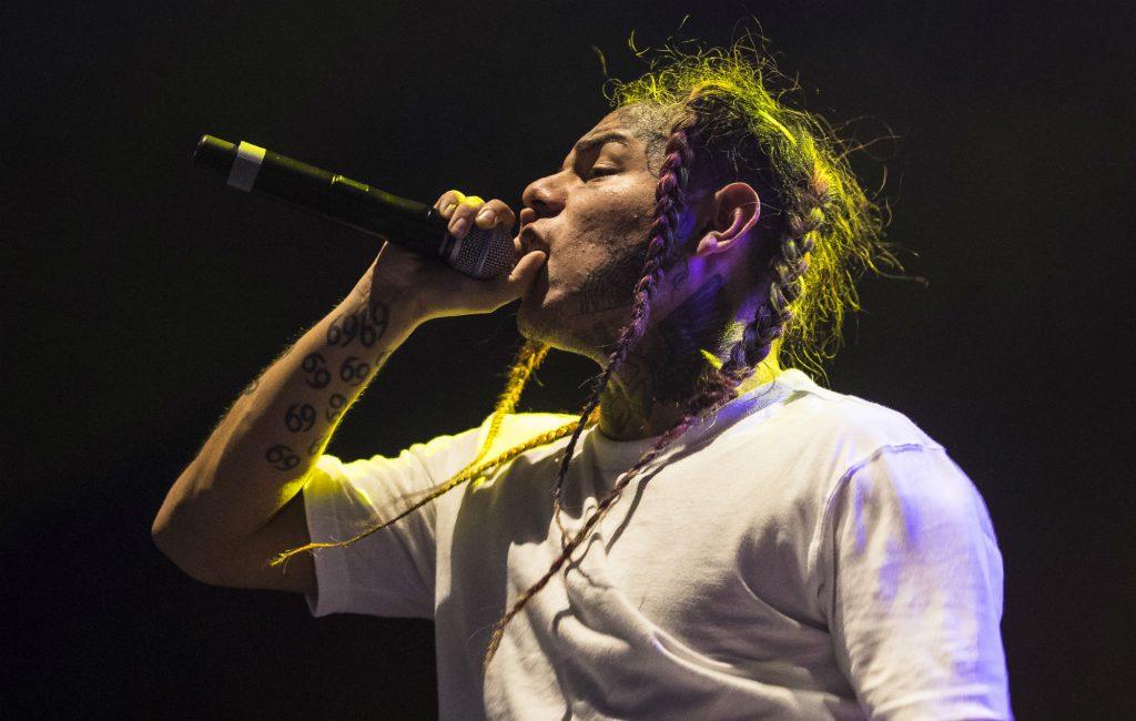 American Rapper, Tekashi 6ix9ine Bags 3.7 Billion Naira Dollar Record Deal In Prison