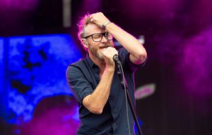 The National have reportedly finished recording their new album