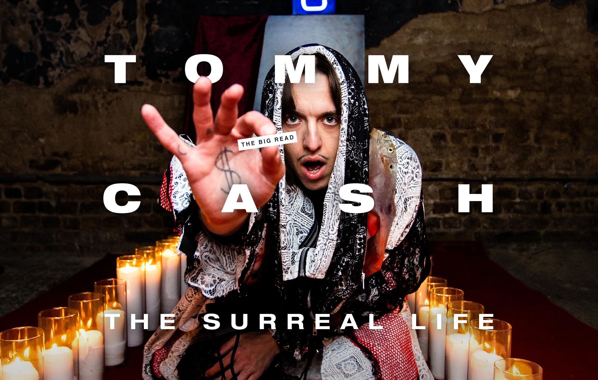 Tommy Cash NME Interview