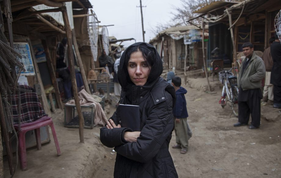 'She's a risk taker. She came to f***ing Afghanistan!' – PJ Harvey documentarian Seamus Murphy on travels with Polly