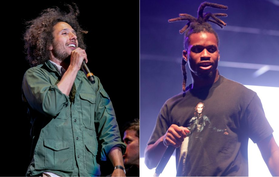 Watch Denzel Curry's monster cover of Rage Against The Machine's 'Bulls On Parade'