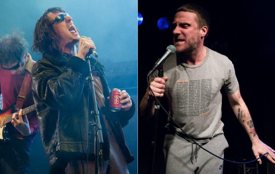 Sleaford Mods call Fat White Family 'a Moby covers band' as Idles beef continues