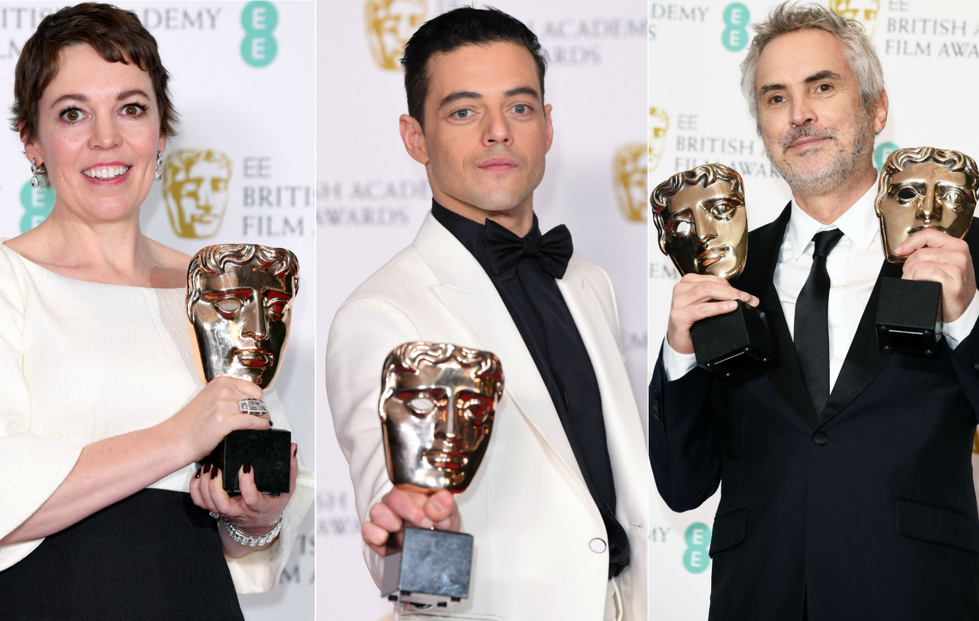 Baftas 2019: Here Are All The Winners Of The 2019 BAFTAs