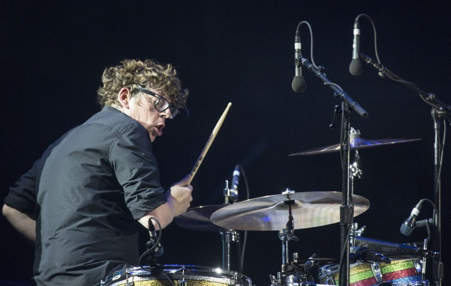 Black Keys' Patrick Carney is back with a new band, Sad Planets