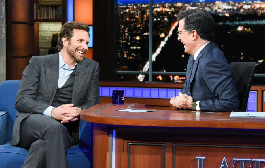 Bradley Cooper retires singing voice he used in 'A Star Is Born'
