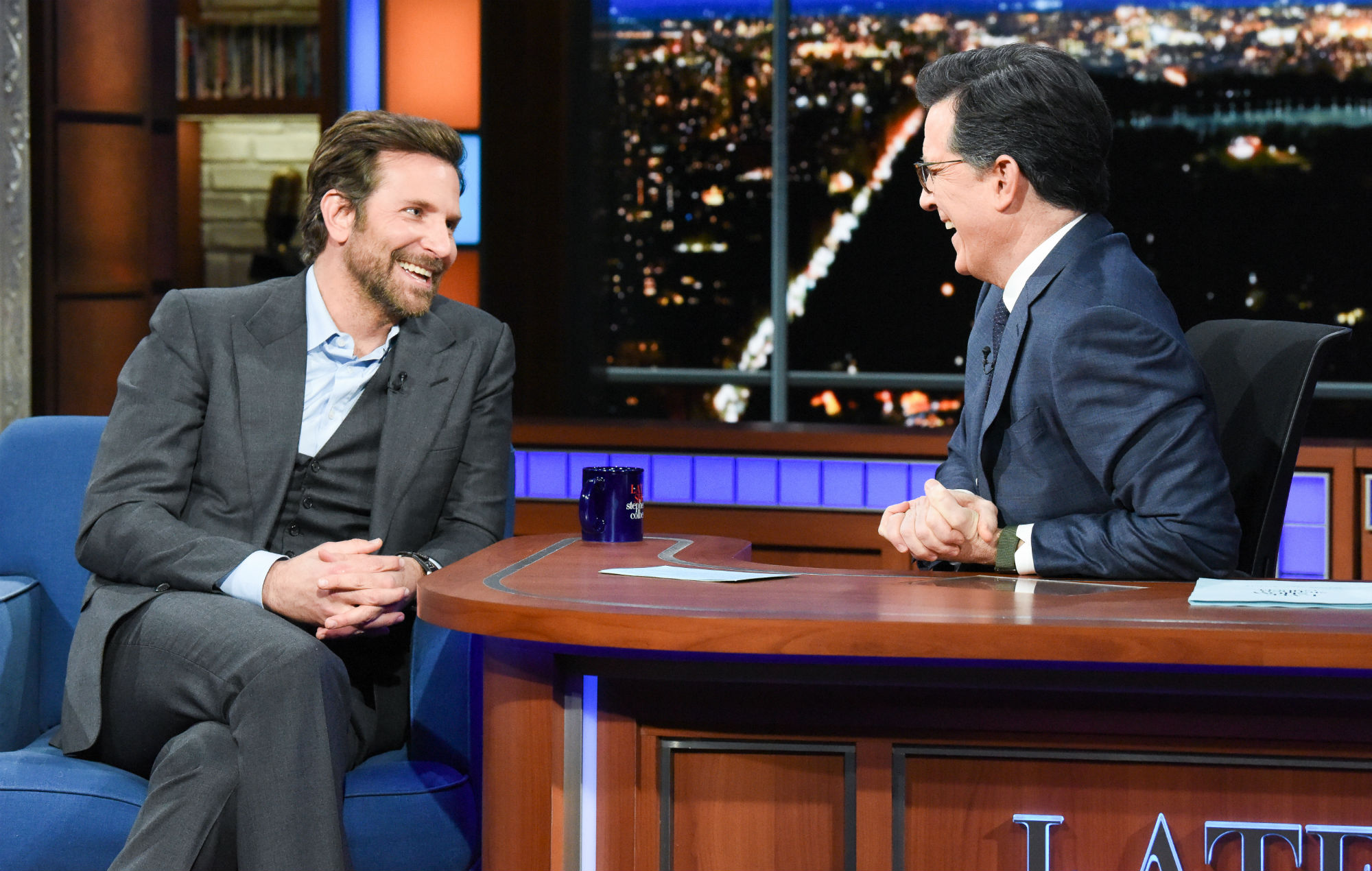 Bradley Cooper retires singing voice he used in 'A Star Is ...