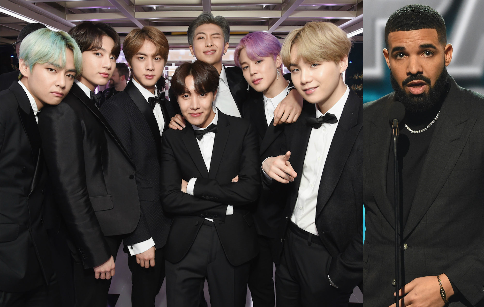 The Biggest Talking Points Of The 2019 Grammys From Bts
