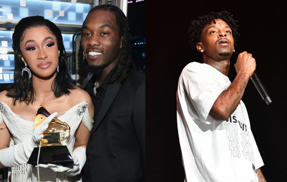 Listen To Offset S New Album Father Of 4 Featuring Cardi B 21