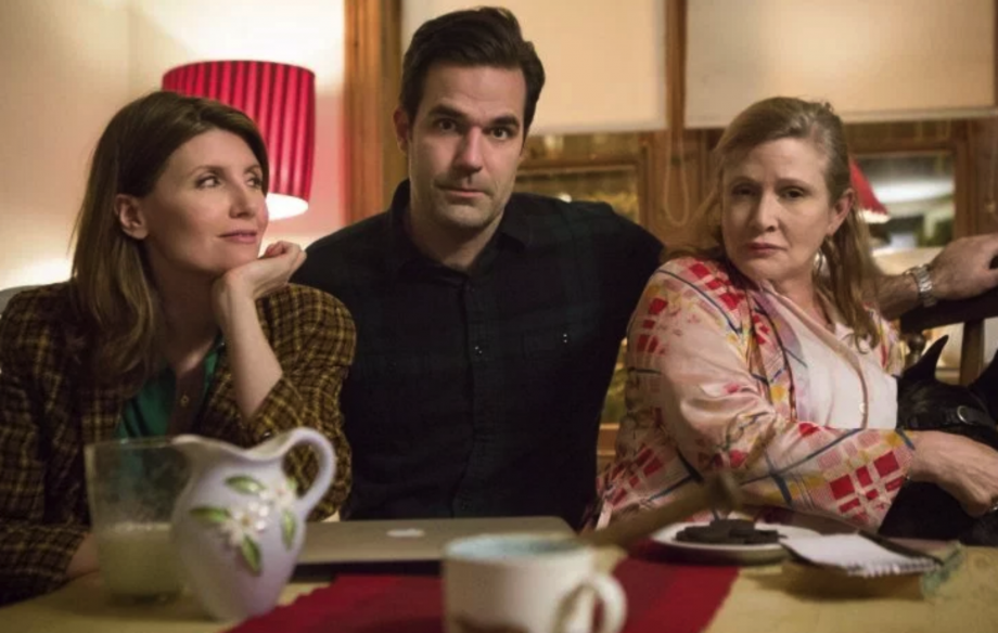 'Catastrophe' fans praise 'perfect' Carrie Fisher tribute in last ever episode