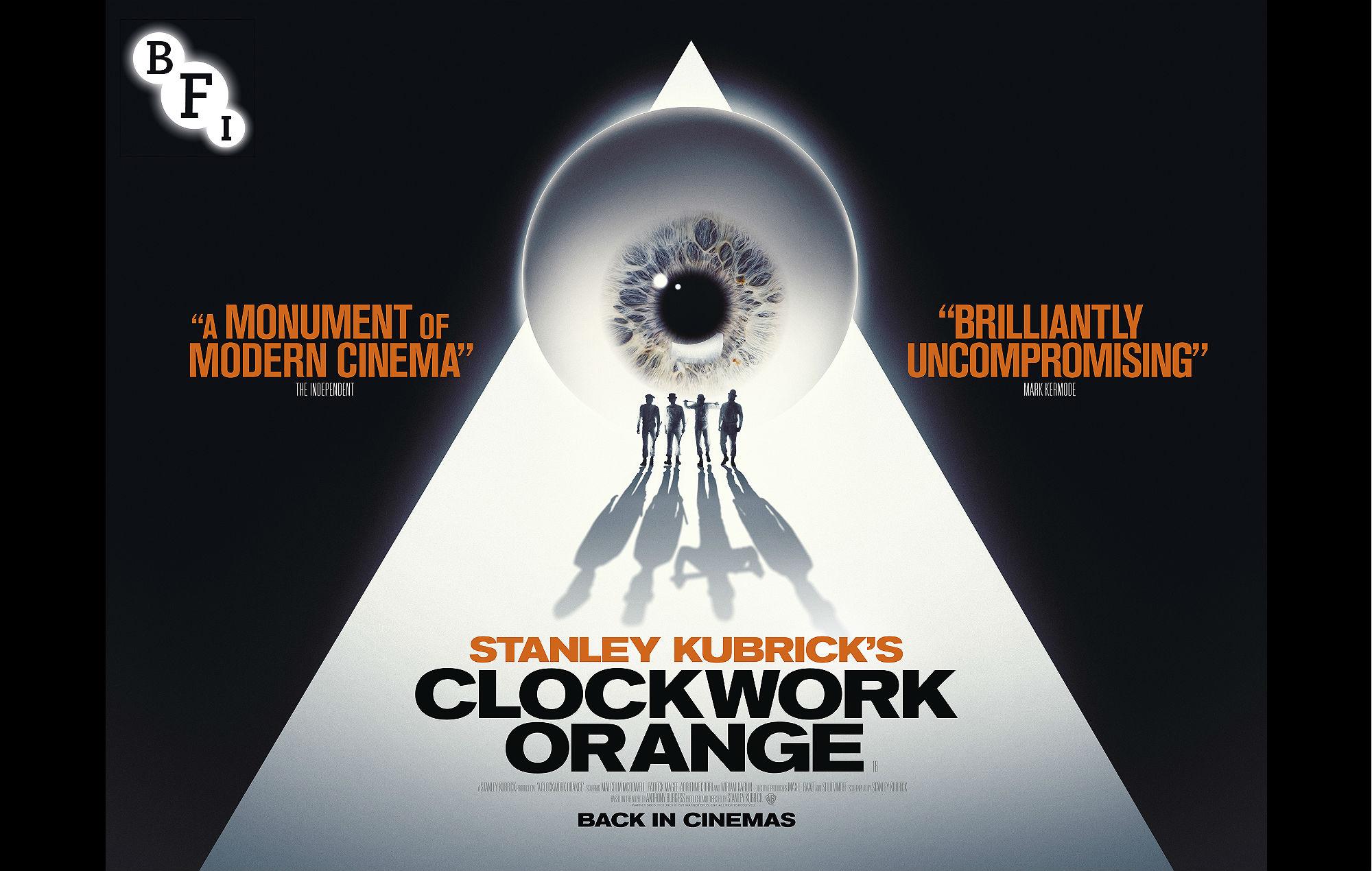 Watch new trailer as 'A Clockwork Orange' returns to cinemas