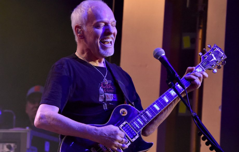 Peter Frampton diagnosed with degenerative muscle disease - NME