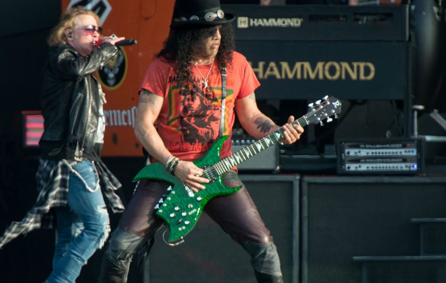 Guns N' Roses new reunion songs are 'magnificent' says Duff McKagan
