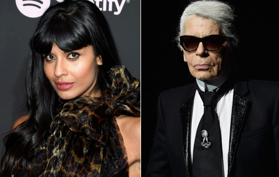 Cara Delevingne responds after Jameela Jamil decried outpouring of grief for 'misogynist' Karl Lagerfeld