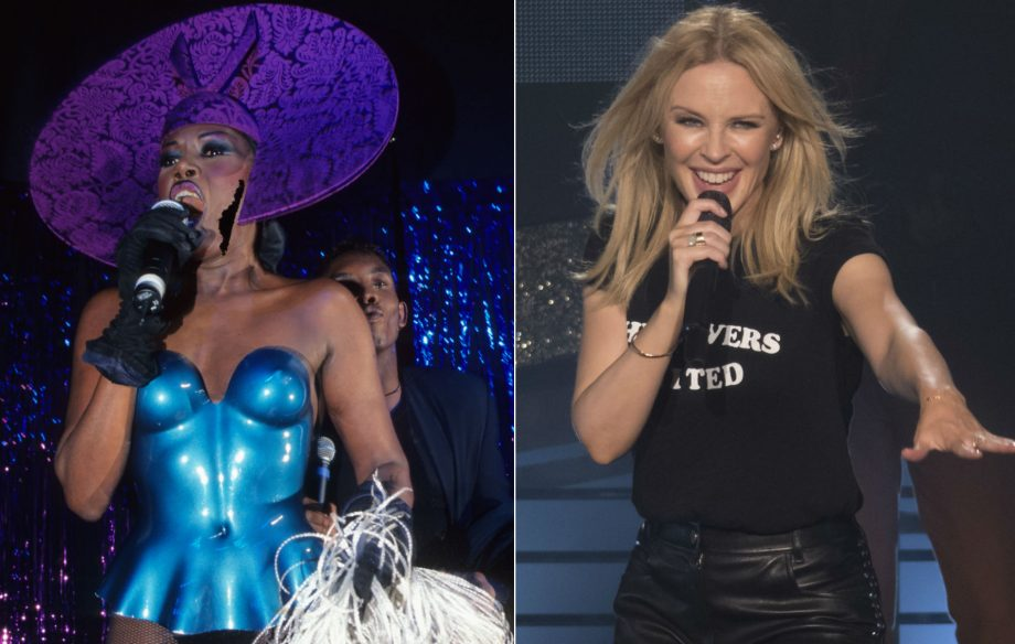 Kylie Minogue And Grace Jones To Headline Brighton Pride 2019
