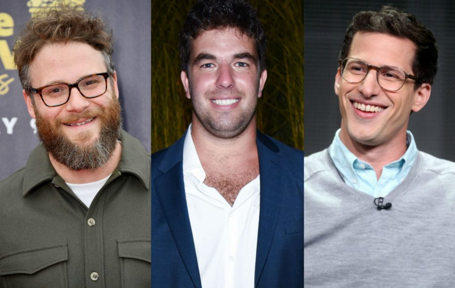 Seth Rogan and The Lonely Island are still making a spoof Fyre Festival film