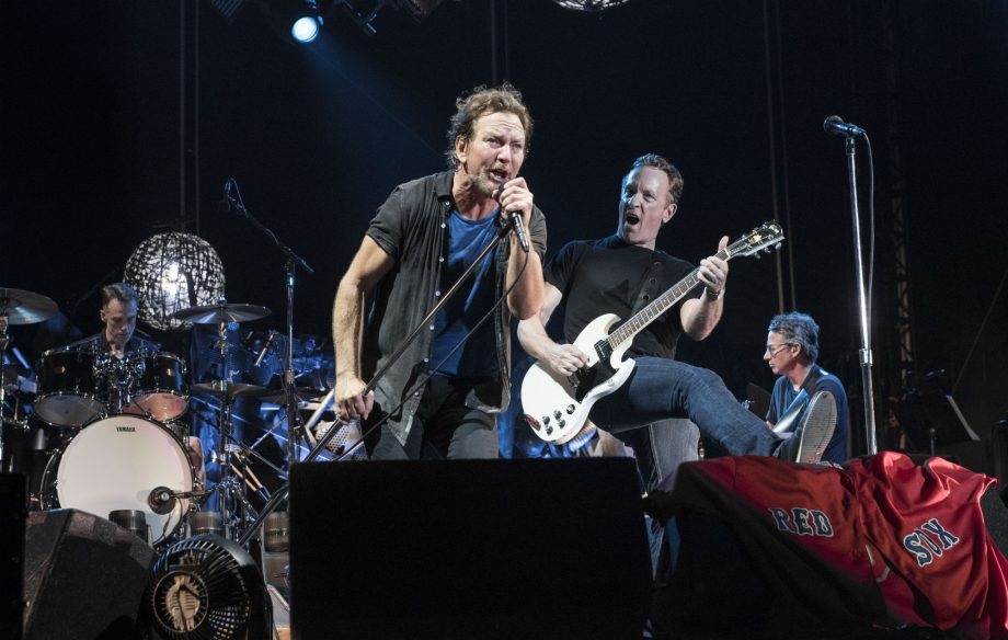 Pearl Jam are the 2019 Record Store Day ambassadors